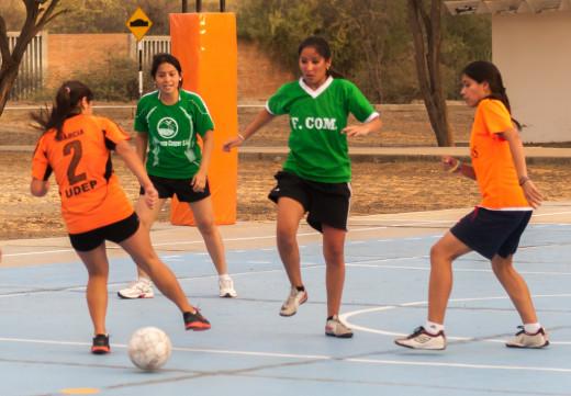 Futsal damas