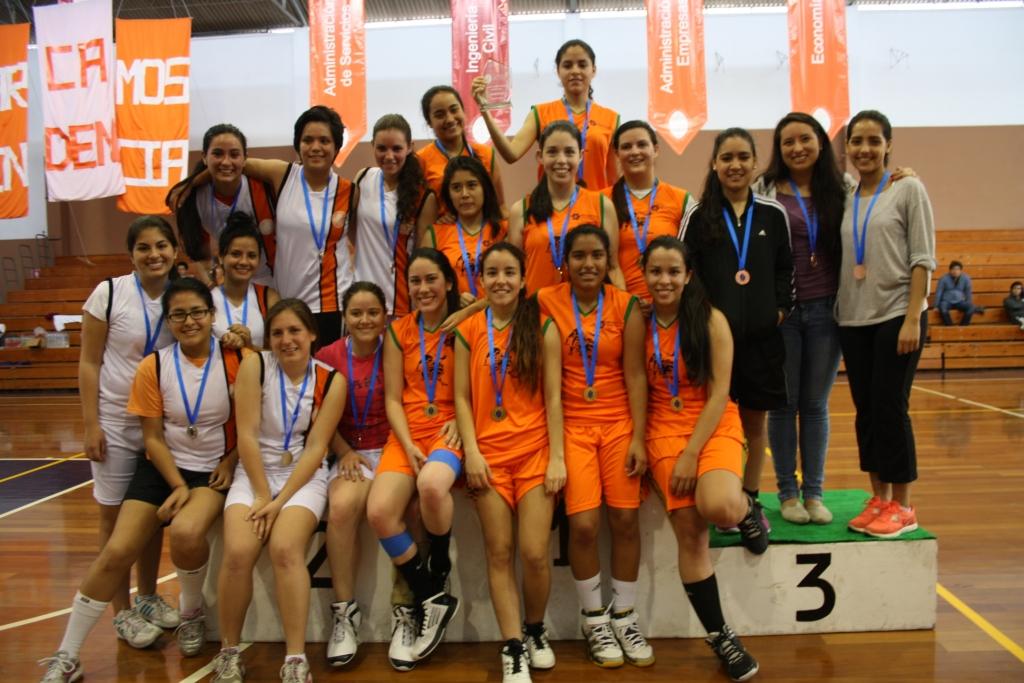 basquet damas