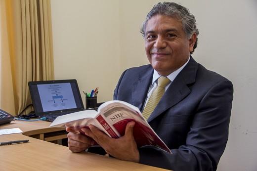 Julio Hernández, director académico del Programa de Contabilidad y Auditoría de UDEP en Lima.