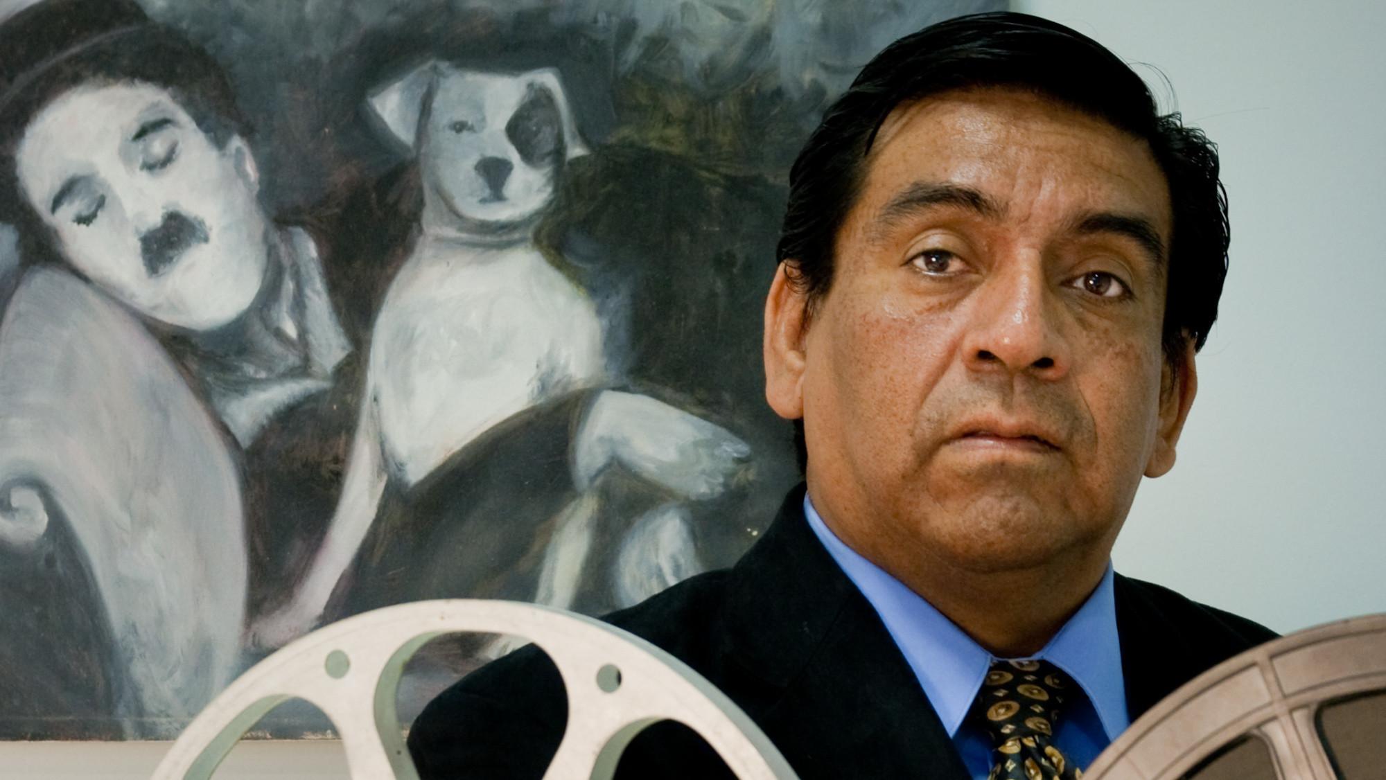 Magíster Alejandro Machacuay, especialista en Historia y Estética Cinematográfica y docente de la Universidad de Piura.
