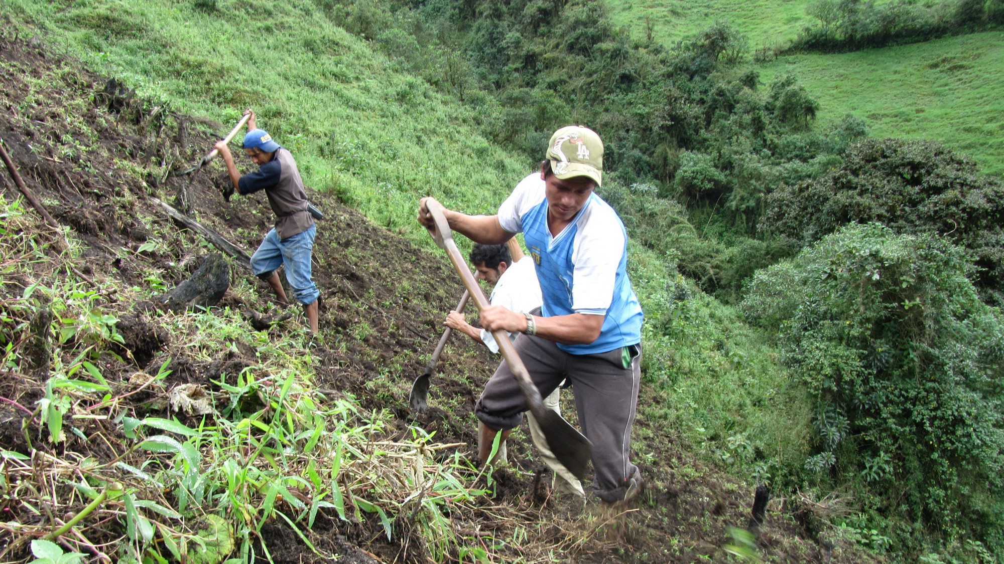 Chalaco es una de las poblaciones beneficiadas con los proyectos de la Universidad de Piura.