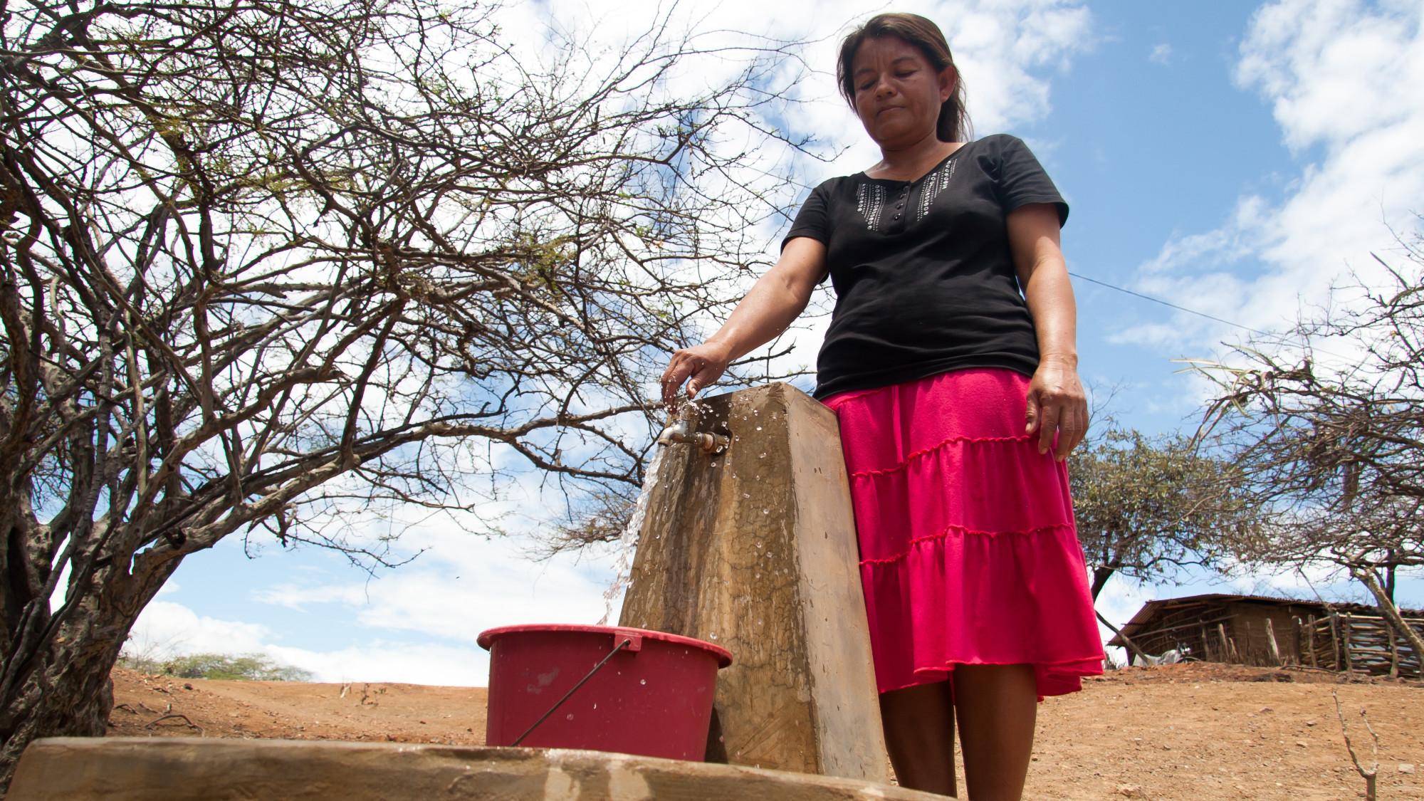 Junto a cooperantes extranjeros, la UDEP ha ejecutado proyectos que han beneficiado a poblaciones de las zonas rurales.