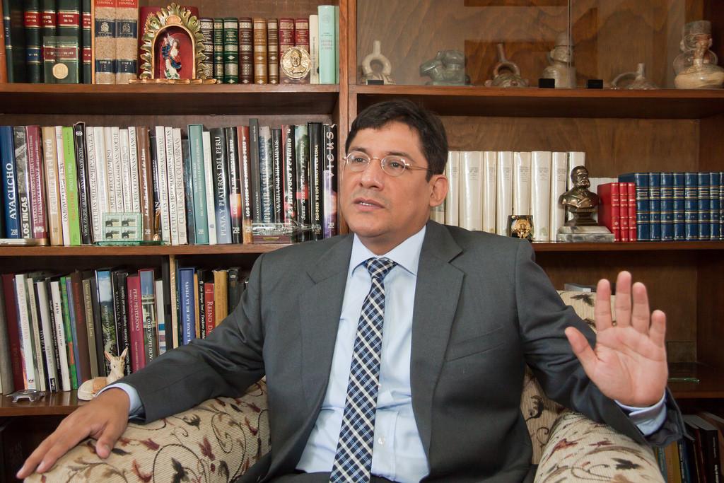 Doctor Percy García