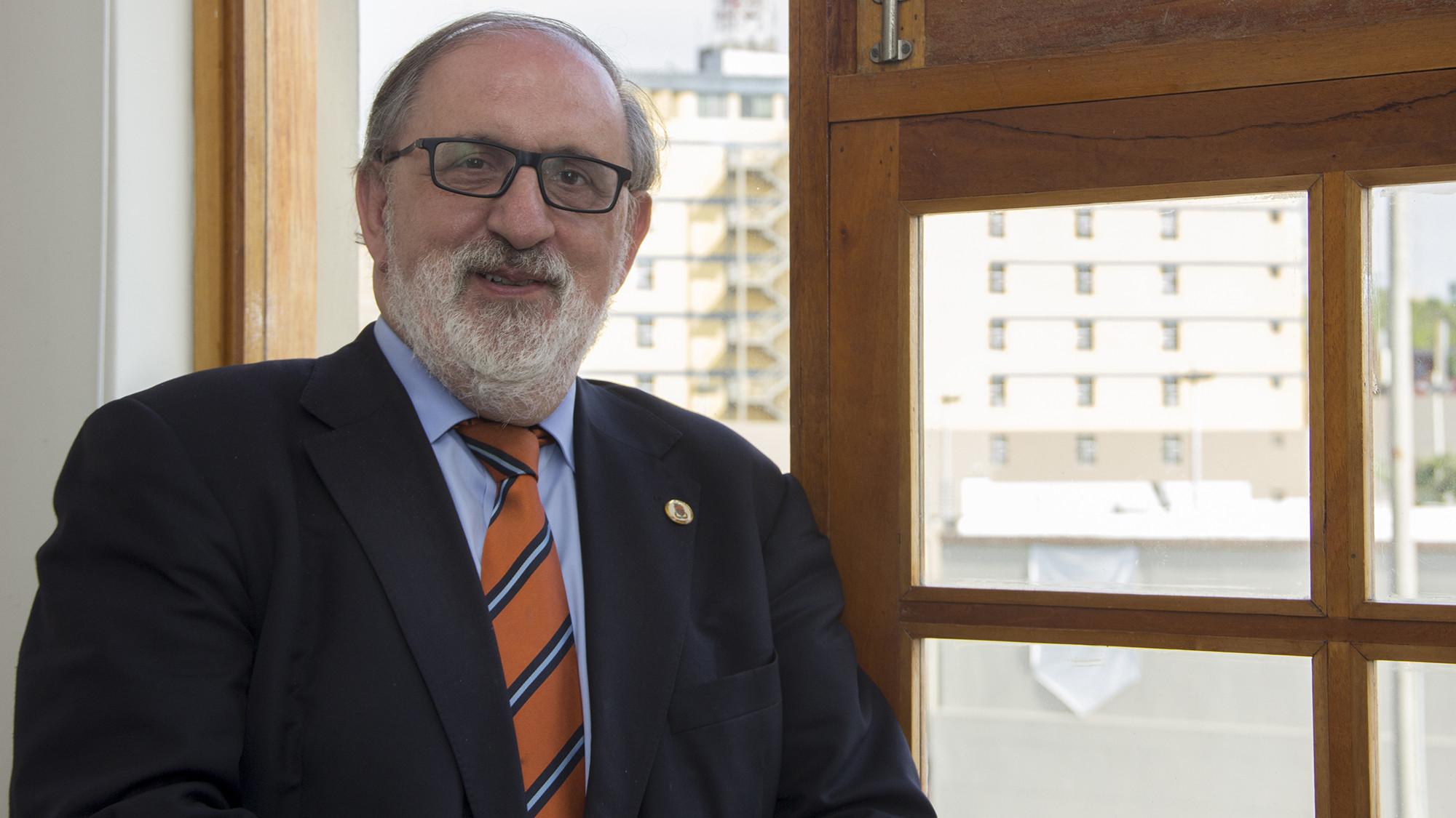 Enrique Banús Irusta, director de Centro Cultural de la UDEP.