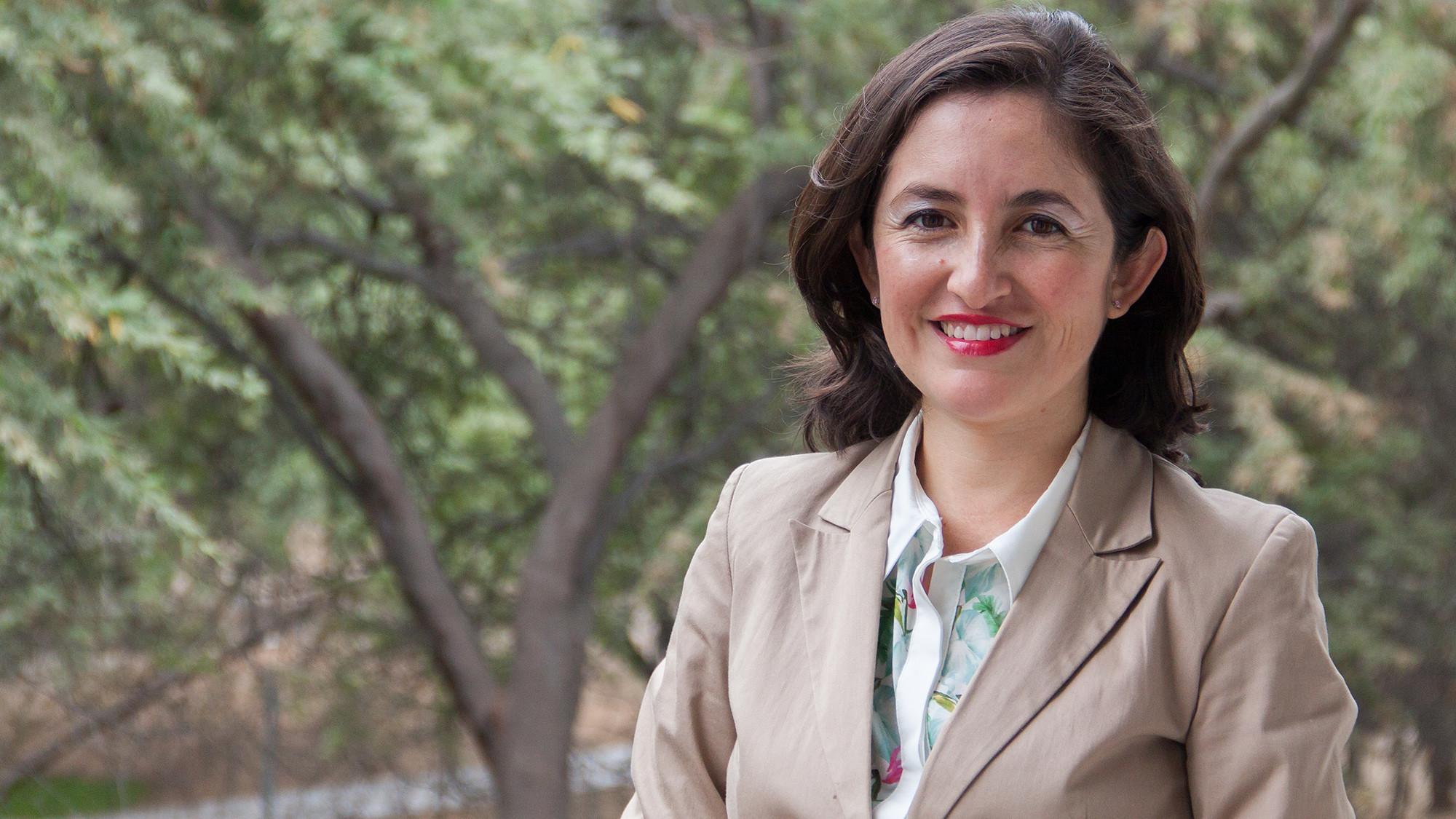 Gloria Huarcaya de Garay.  Instituto de Ciencias para la Familia (ICF).