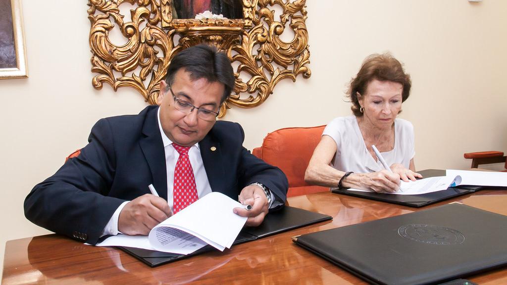 Convenio UDEP Alianza Francesa