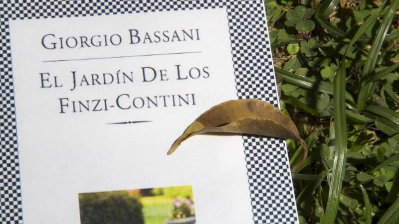 El de jardín de los Finci Contini