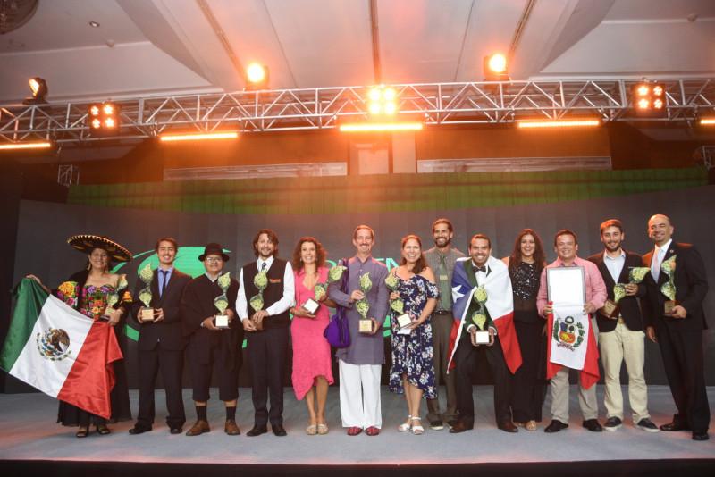 ganadores de 10 categorias